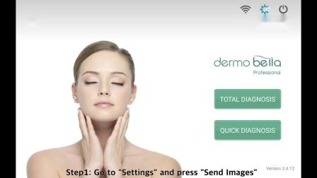 """如何使用""""发送图片""""功能_Dermobella Skin_安卓系统"""