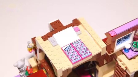 乐高好朋友系列41320心湖城酸奶冰淇淋店LEGO积木玩具