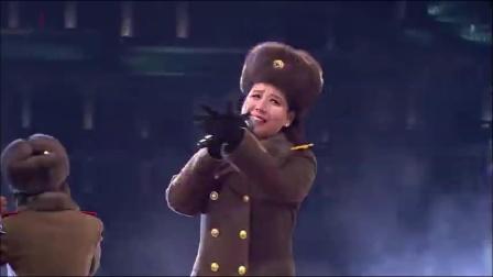HD 朝鲜牡丹峰乐团- 前进, 社会主义