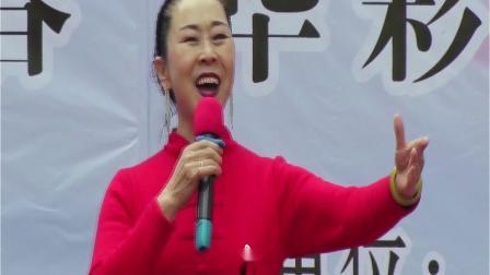 海棠节开幕式王艳女声独唱 2019.3.28.
