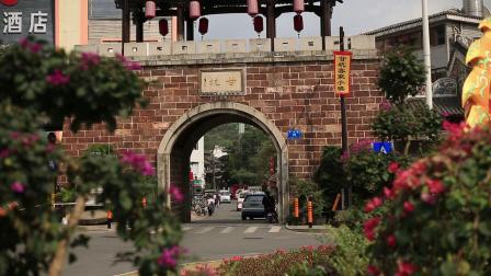 深圳甘坑客家小镇文化高清实拍视频素材