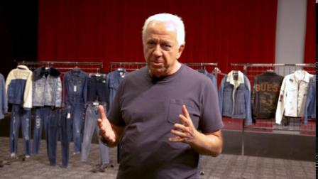 Paul Marciano-Denim is our world