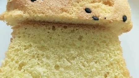无水无油小蛋糕  做法简单 超级好吃