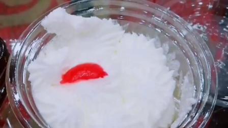 红宝石奶油蛋糕,上海老字号,难得的老字号西点做得好的
