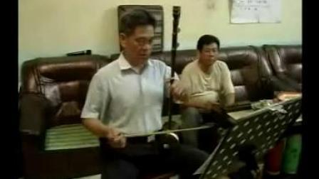 汉剧〈(齐王求将》邓明伟演唱