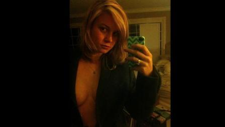 惊奇队长 布丽·拉尔森Brie Larson私房照遭泄露!