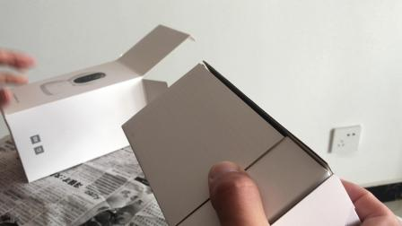 小米云摄像头开箱