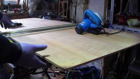 工作室改造 簡易木工練習 初學者篇 影片過程 Part 2。
