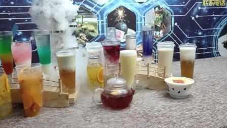 沈阳魔厨奶茶实验室试管奶茶培训。