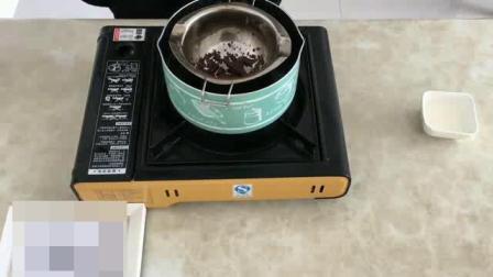 脆皮蛋糕的做法和配方 千层蛋糕的做法 泡芙的做法视频大全