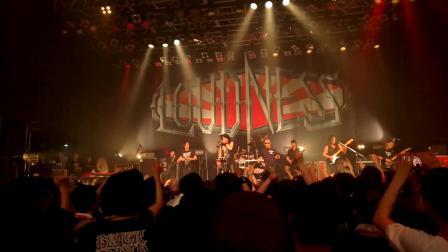 LOUDxOUT FEST 2017 GYZE GALNERYUS OUTRAGE Loudness Session