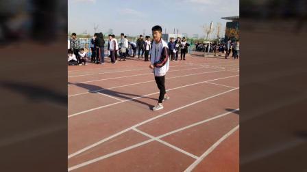 无棣县第三高级中学高一四班运动会
