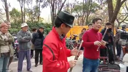 中华第一街《南京路步行街》 笛声悠悠笛子合奏