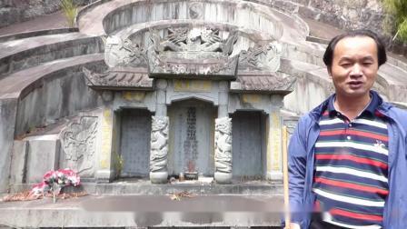 韦冠成:断臂砂和唐朝的墓,寻龙点穴风水大师阴宅地理墓地视频系列