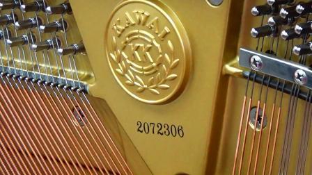 92年日本二手钢琴kawai卡哇伊bs25 2072306