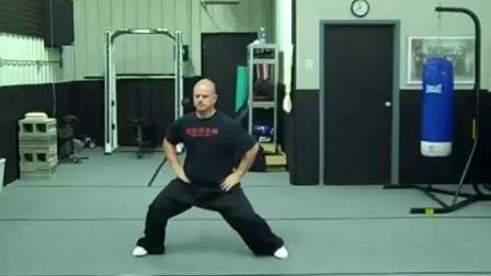 Choy Lay Fut Kung Fu- Ng Lun Ma 五輪馬