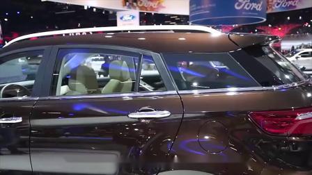 口碑最好的美系车!综合油耗仅6.7L,还看啥途昂冠道?