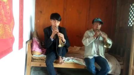 《岬江锁呐》演奏:李果,小增,发布者:戴有成