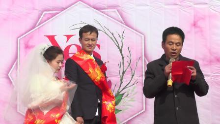 2019-2-8苏可可王文青婚礼