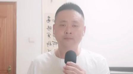 (老戏迷6688学唱)《 打侄上坟》 张公道三十五六子有靠 2019.04.01录制