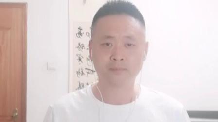 (老戏迷6688学唱)《武家坡》提起当年泪不干 2019.04.01录制