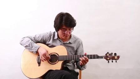 鲸语堂指弹吉他教学视频《sunflower》(太阳花)
