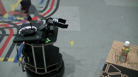 Object Manipulation with Robot Arm