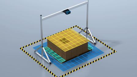 西克(SICK)Visionary TOF 3D相机