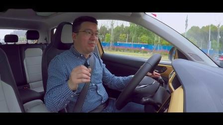 首试上汽大众T-Cross!最便宜的大众SUV到底怎么样?