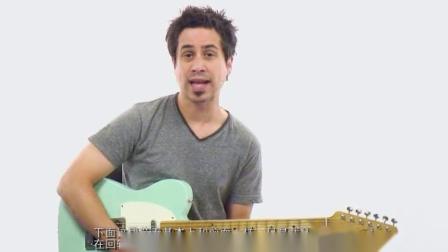布鲁斯旋律5 分享大师吉他教学