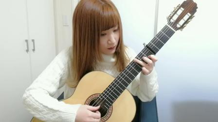雪の華⁄中島美嘉 演奏:猪居亜美