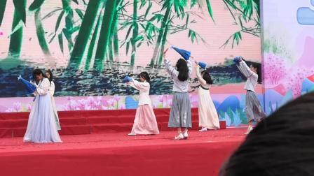 2019艺术节汉服秀