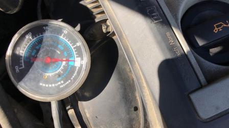 大众途观1.8t,换完废气阀真空,废气阀是AB的