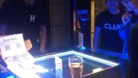 碧空酒吧现场对战