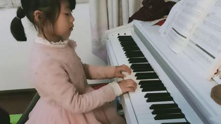 19.4.3豆豆练习《祝你生日快乐》(弹儿歌学钢琴)