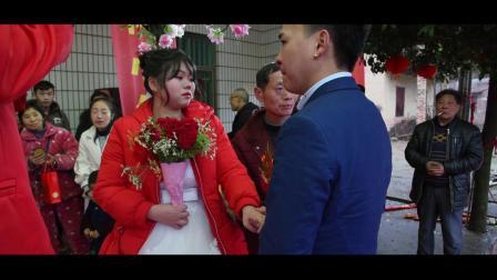 肖文高 & 肖佳彤婚礼MV—艺光婚庆出品.mp4