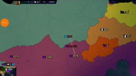 【文明时代2】大唐系列01-败吐蕃灭突厥,统一东北,形成大唐盛世
