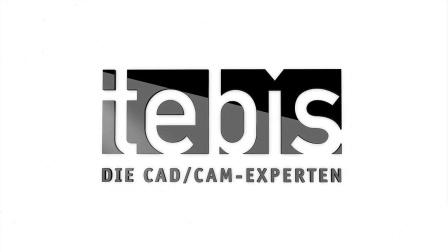 Tebis应用于叶轮五轴联动加工
