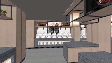 牡丹江-乐汤汇(五层餐厅、六层烤肉火锅、七层休息大厅)04