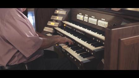 Viscount UNICO 400 演奏《奇异恩典》主题变奏曲