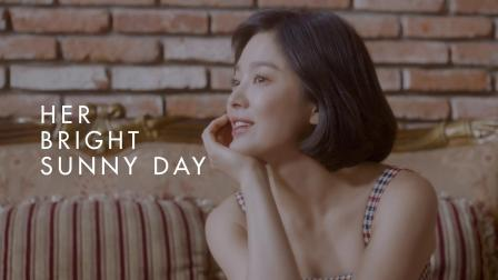 SUECOMMABONNIE19SS SHINE ON ME_FILM WITH SONG HYE KYO