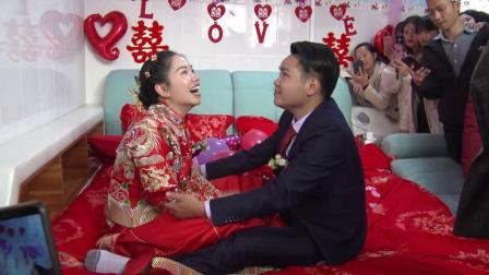 拉扛韦安甜婚礼1