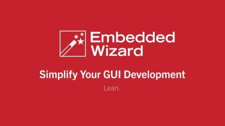 Embedded Wizard工作流程