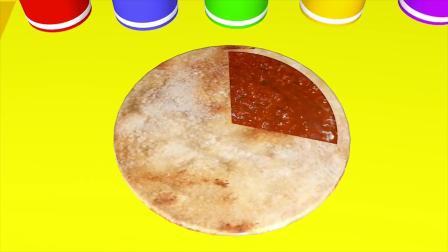 亲子时间:萌宝囧事 小萝莉披萨烤箱烘焙 小马宝莉