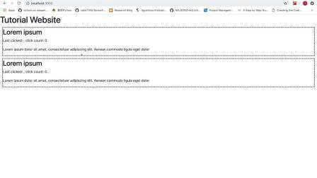 【ReactJS 教程】8 在 react 中使用 bootstrap 渲染界面
