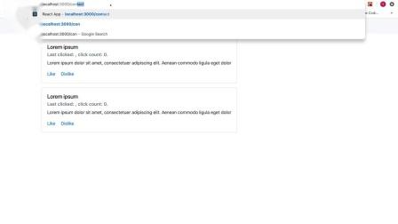 【ReactJS 教程】9 利用 react router dom 进行单界面网页开发