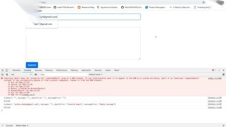 【ReactJS 教程】11 React表单的 validation