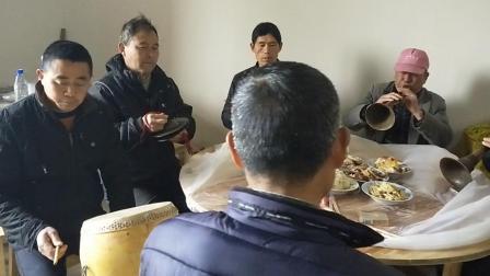 江西省樟树市临江镇民间唢呐锣鼓合奏