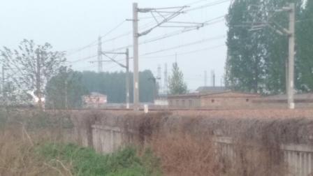 高铁 G1810 CRH380BL 上海虹桥-焦作