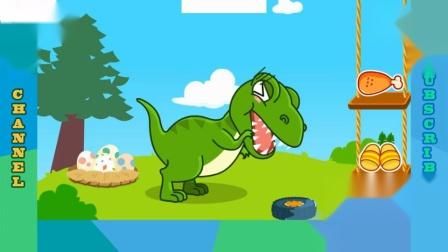 儿童游戏应用程序儿童动画拼图熊猫宝宝游戏